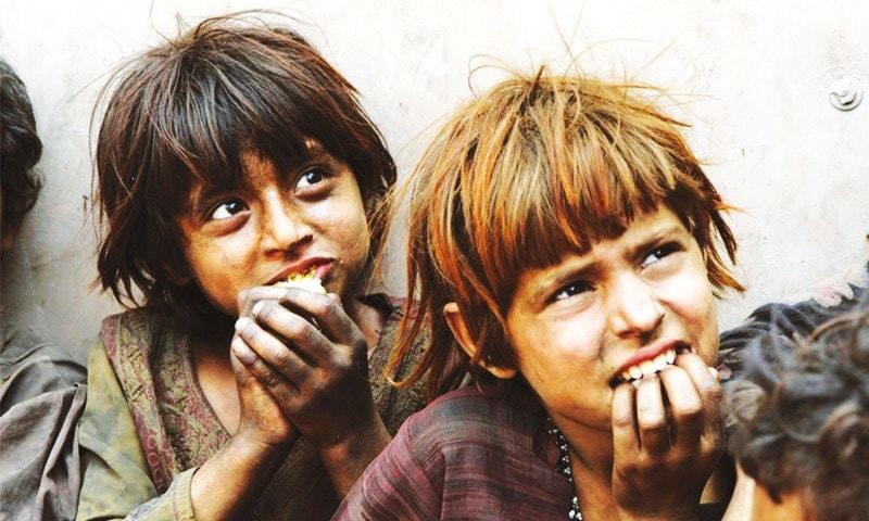 Pakistan has 'serious' hunger level: survey