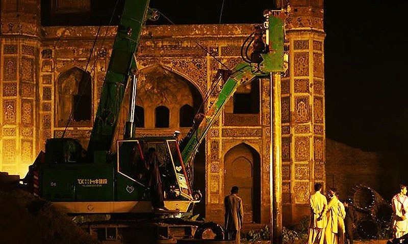 Orange Line Metro: Will the Supreme Court save Lahore's heritage?