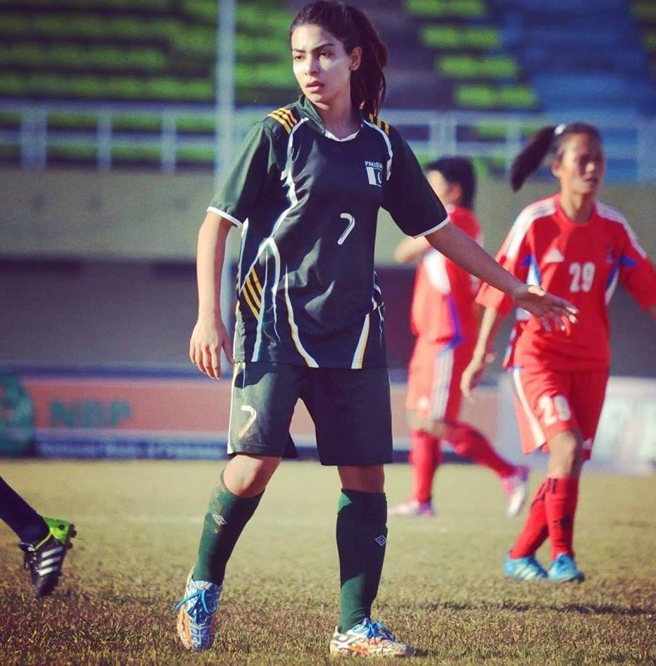 Shahlyla Baloch, Pakistan women football team striker dies in Karachi vehicle crash