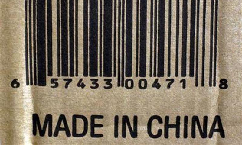 چین سے درآمد شدہ مصنوعات کے معیار کی باقاعدہ جانچ پڑتال نہ ہونے کی وجہ سے ناقص مصنوعات صارفین کے لیے دردِ سر بن رہی ہیں۔ — رائٹرز/فائل