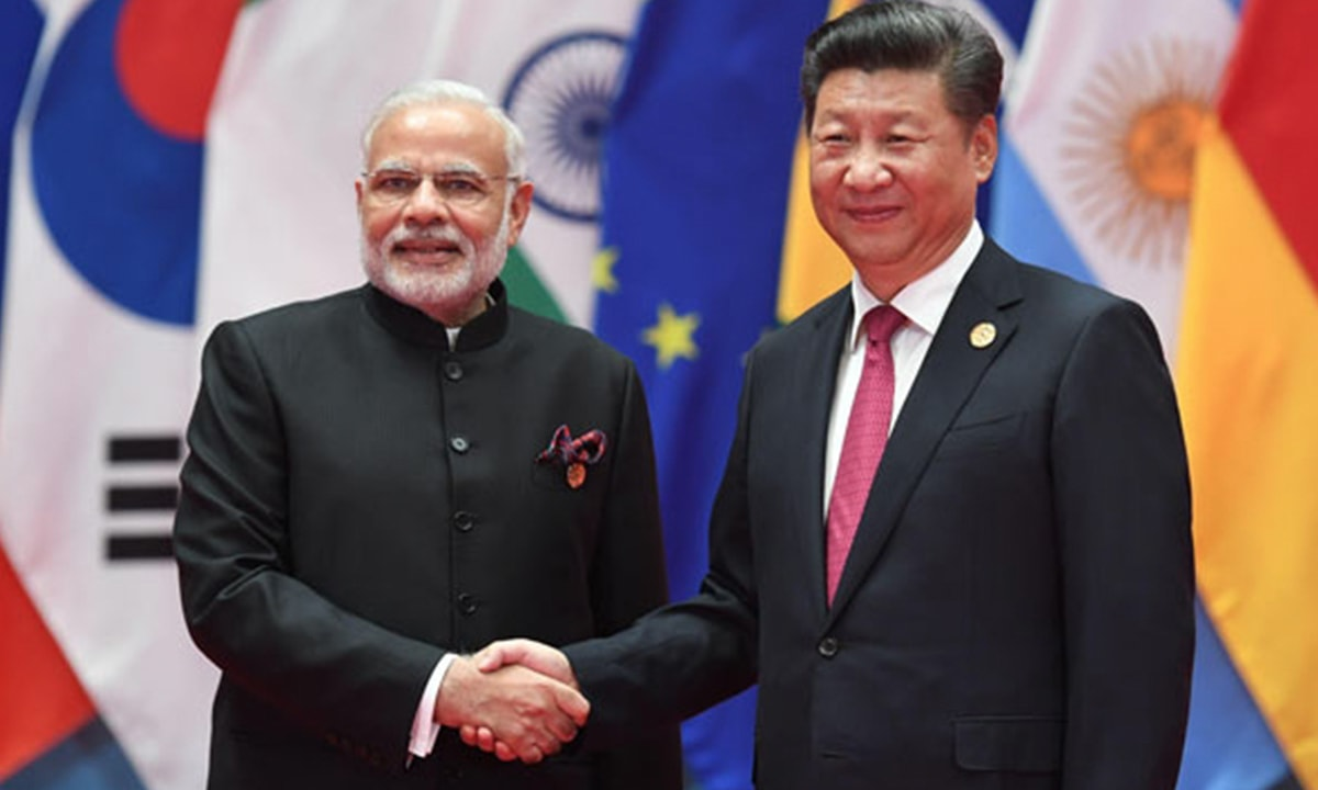 CPEC was on the agenda during Indian Prime Minister Modi's meeting with President Jinping at the G20 Summit earlier this year | AFP