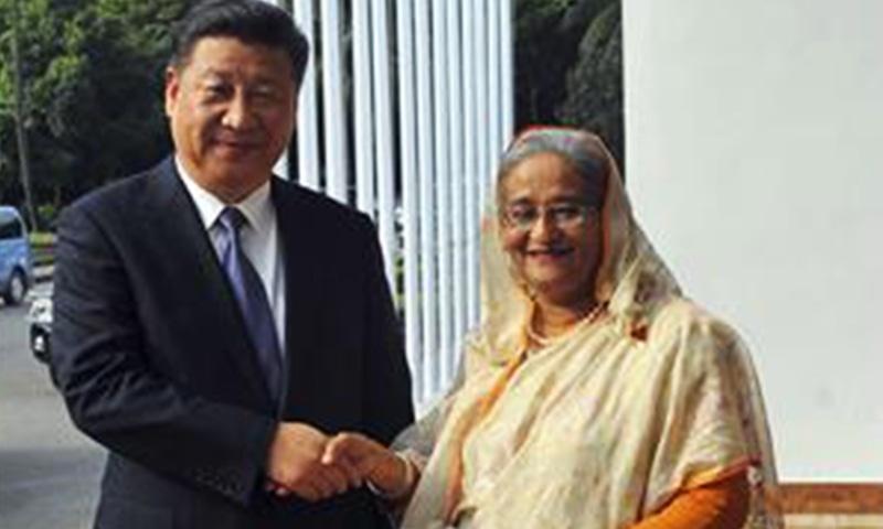 Bangladesh, China firms ink multi-billion deals as Xi ends tour