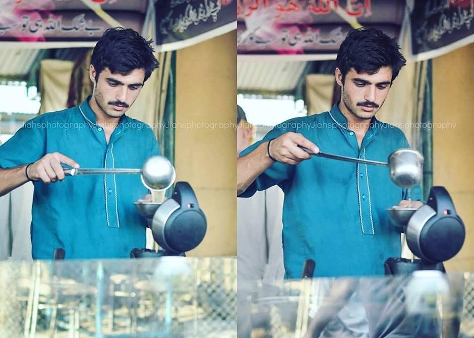 Javeria Ali uploaded more photos after popular demand