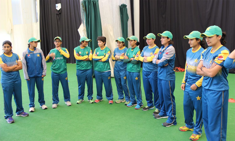 Uncertainty looms over Pakistan-India women's cricket series