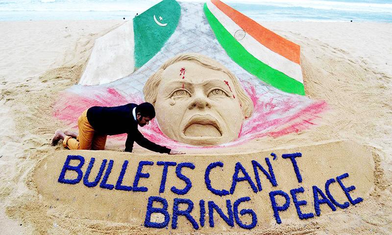 Indo-Pak relations: Speedboat of peace needed