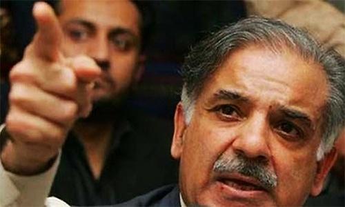 Shahbaz lashes out at Imran: 'PTI hidden enemies of progress'
