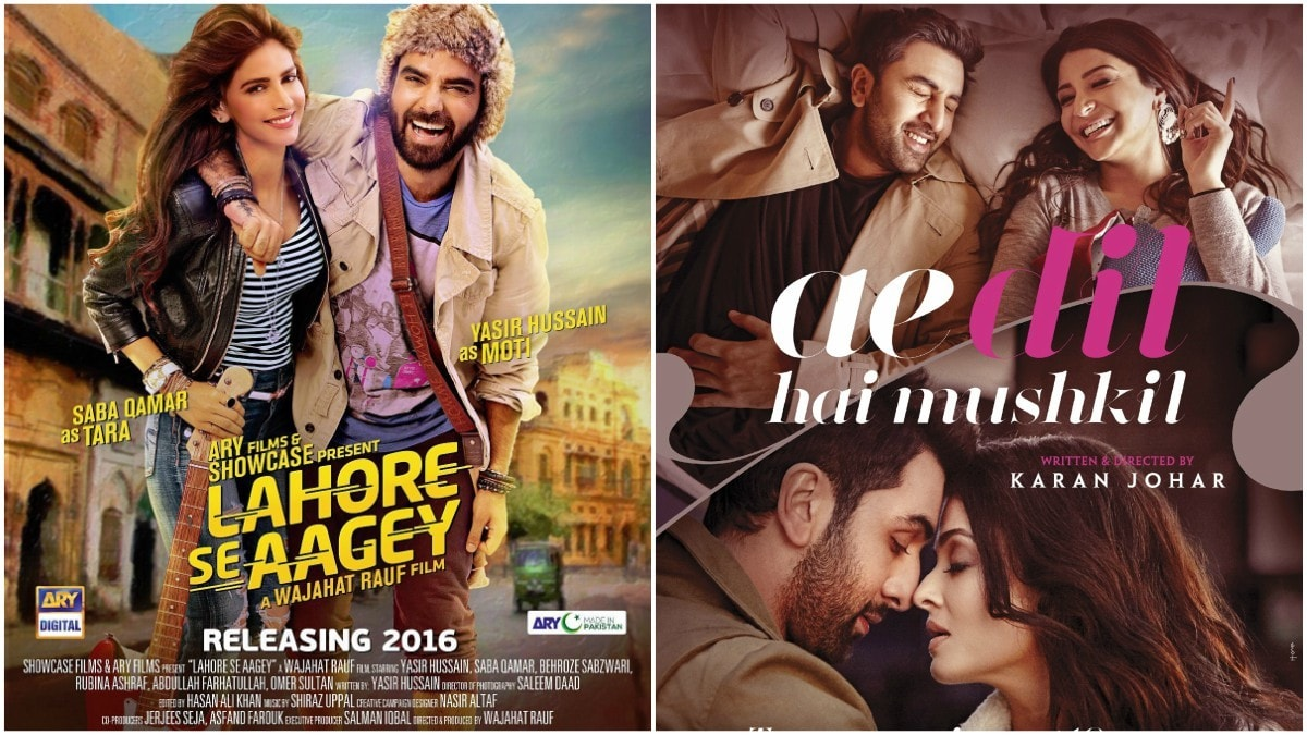 The ban on Bollywood clears the path for local releases in cinema like the upcoming Lahore Se Aagey
