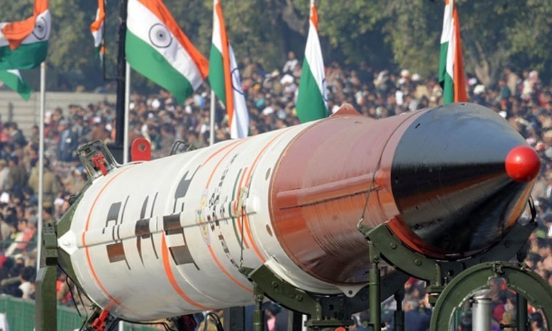 'India has capacity to produce hundreds of new nuclear bombs'
