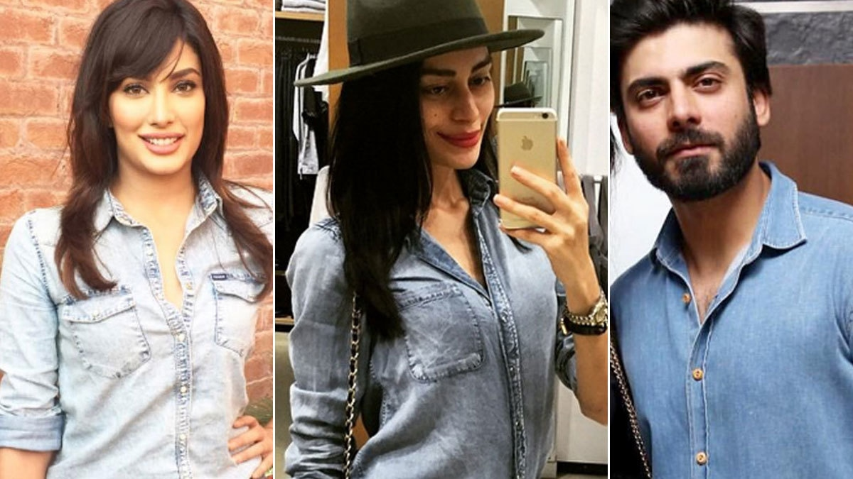 7 ways Pakistani celebs are rocking the denim trend