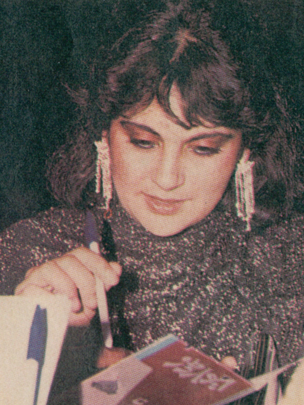 The homecoming: Shahnaz Sheikh