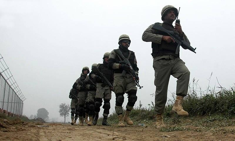 At least two civilians killed by Indian fire along Working Boundary: ISPR