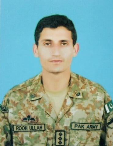 Capt Roohullah Mohmand