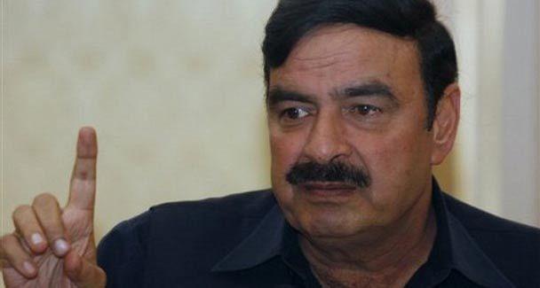 'I will tear Section 144 into 144 pieces': Sheikh Rashid