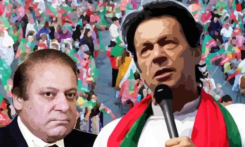 Imran vs Nawaz: Nov 2 will be a high stakes battle between protesters and police
