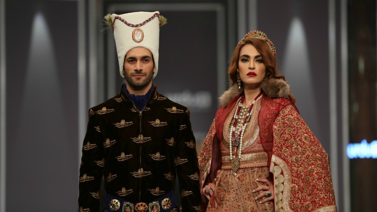 Fashion disasters ruled the runway at FPW Day 1