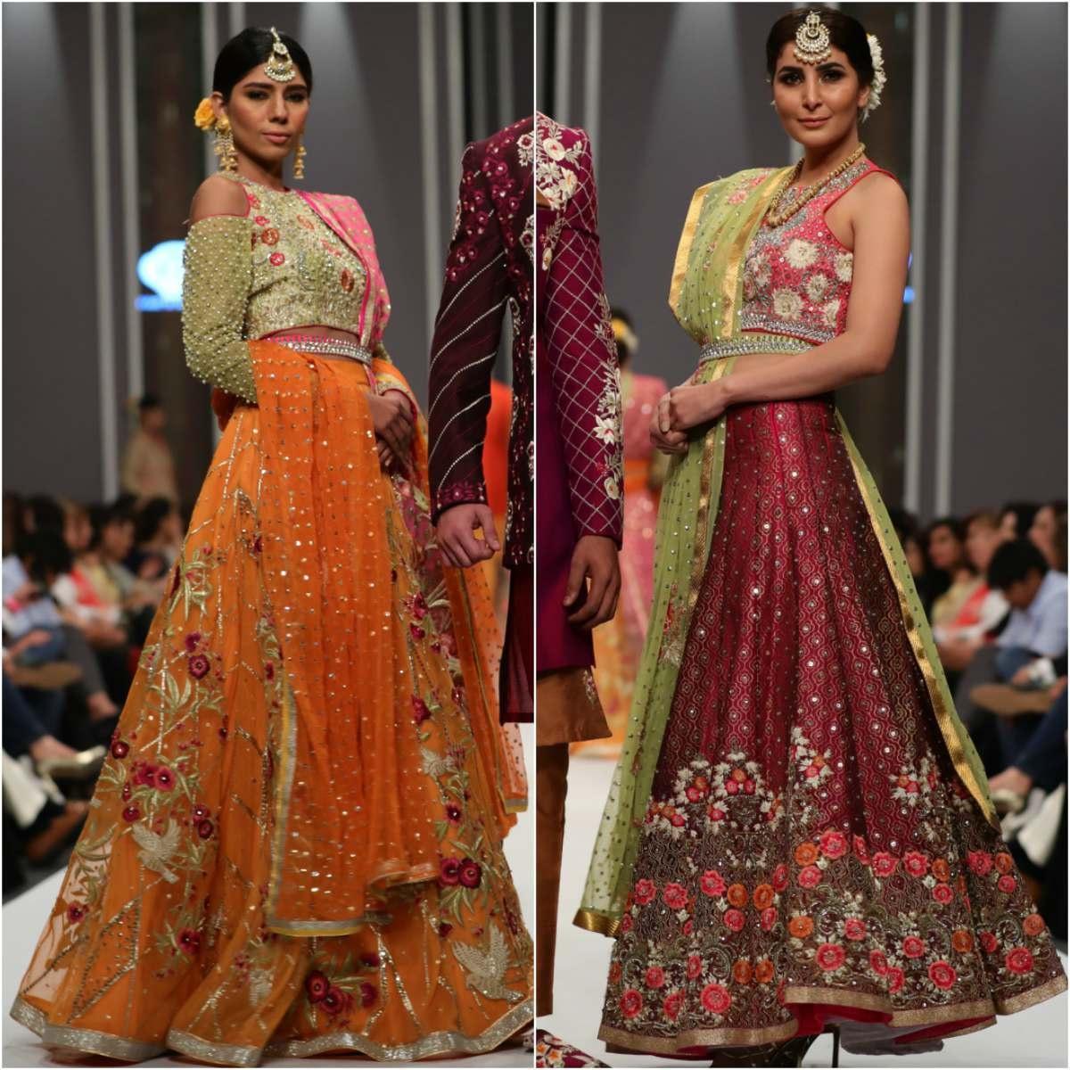 Deepak Perwani focused on mehendi wear and light bridals