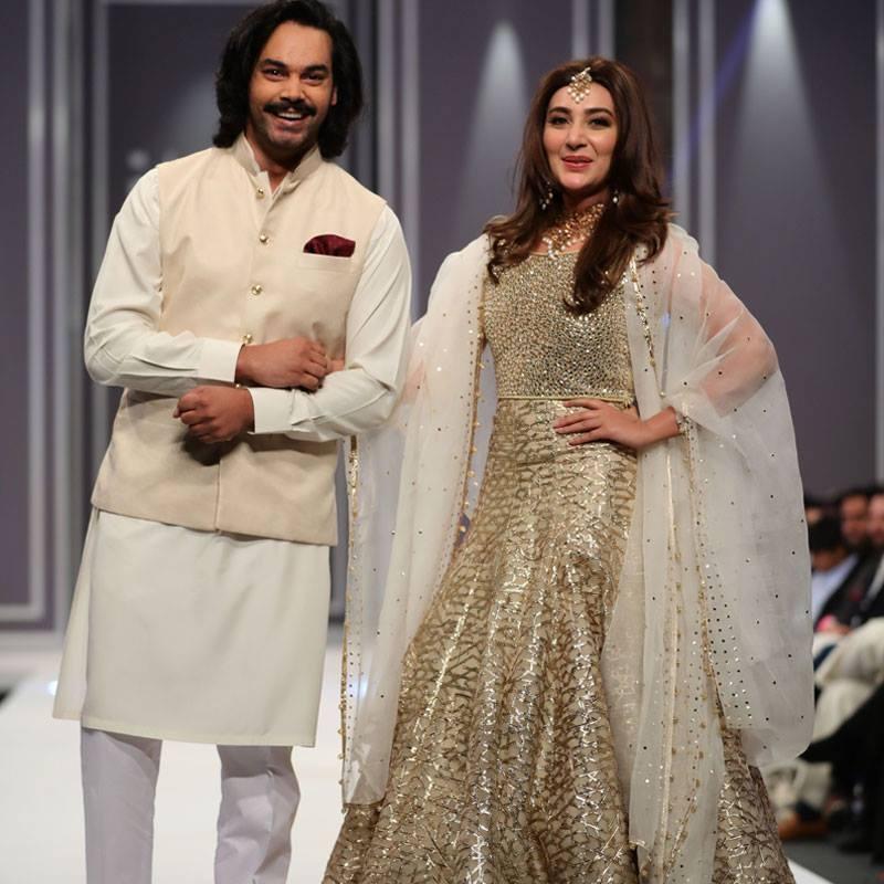 Natasha Kamal roped in Gohar Asheed and Aisha Khan as her showstoppers