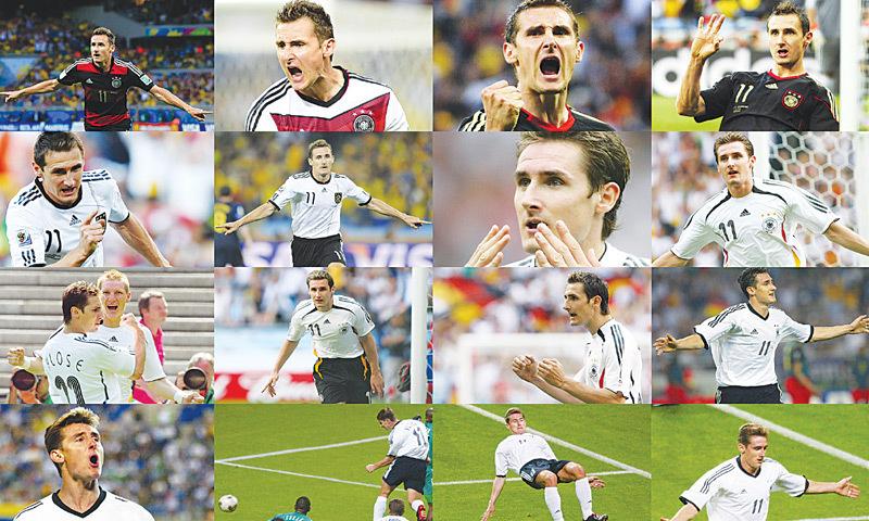 top scorer world cup