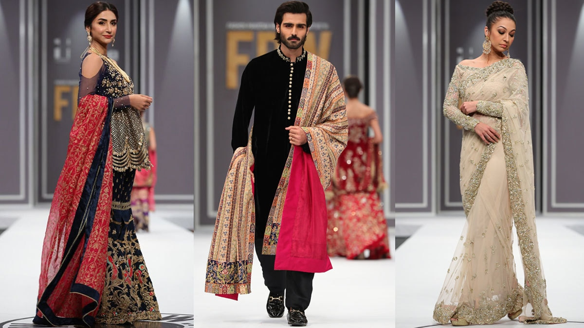 5 designs from FPW Day 3 we'd love to wear to winter weddings