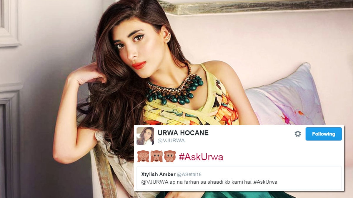 10 #AskUrwa tweets that prove Urwa Hocane is all too human