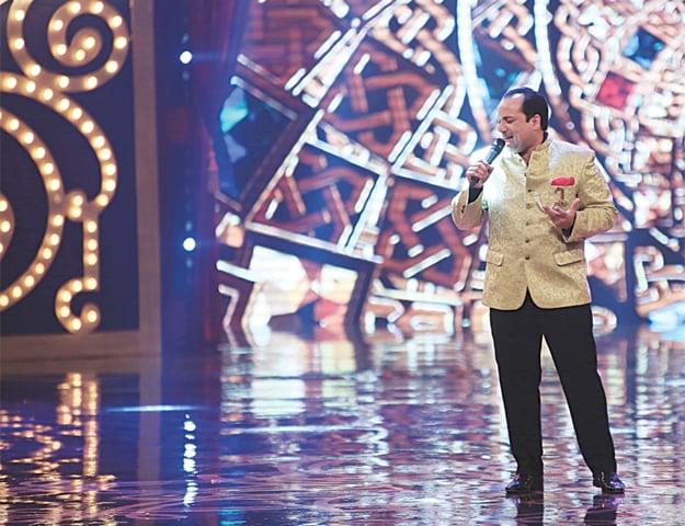 Rahat Fateh Ali Khan: a humdrum performance