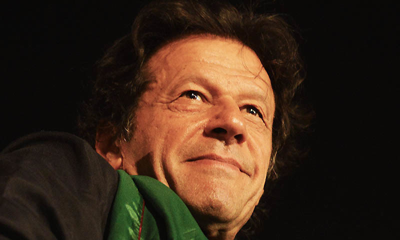 Imran Khan's endgame