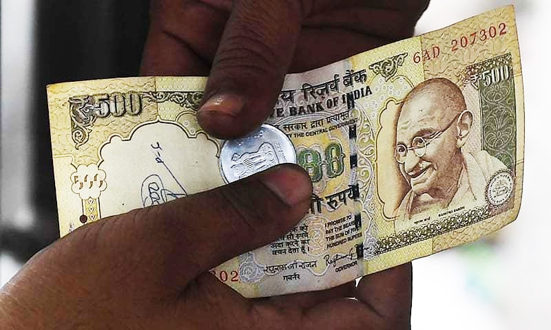 Six questions on India's rupee shake-up