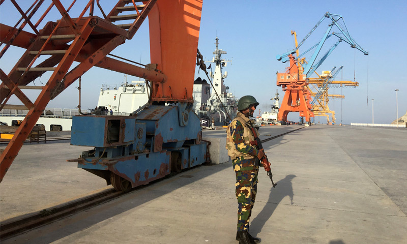 With Gwadar set to go operational, CPEC dreams come true