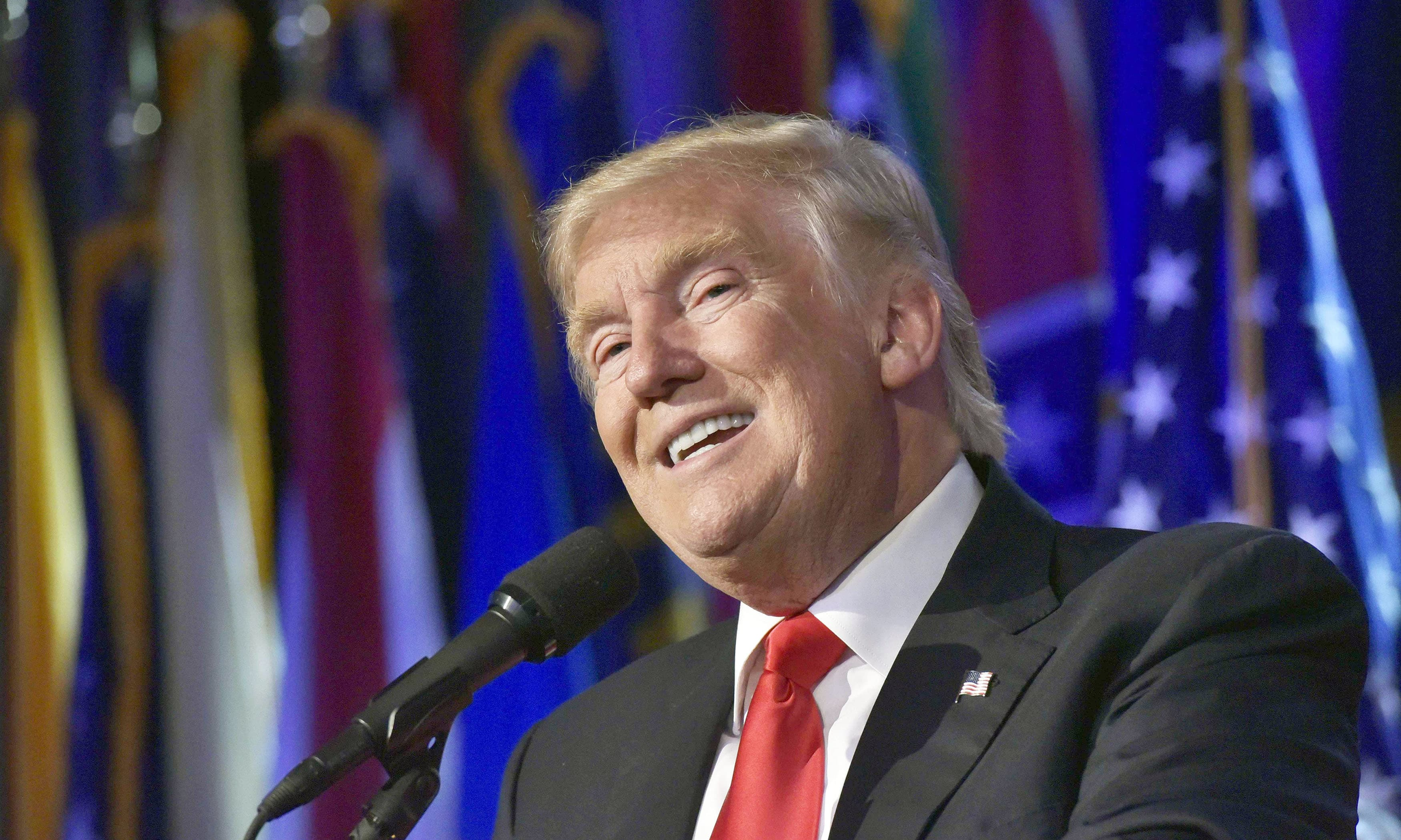 Trump vows to immediately deport up to three million undocumented immigrants