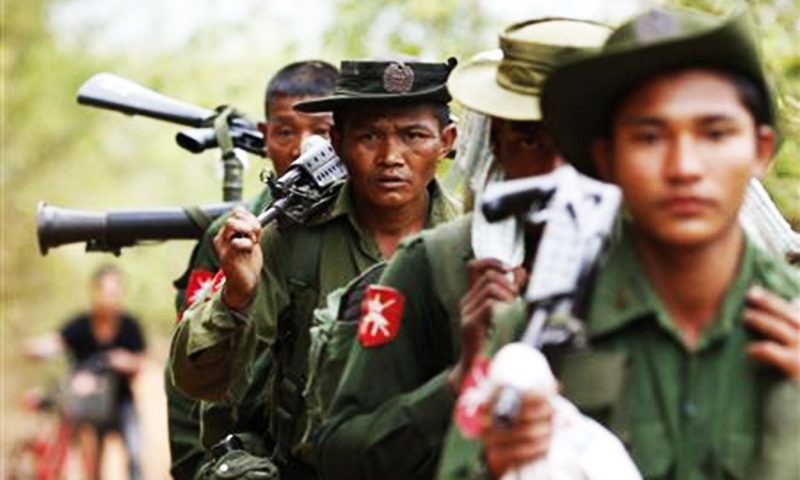 Clashes claim 30 lives in Myanmar's Rohingya region