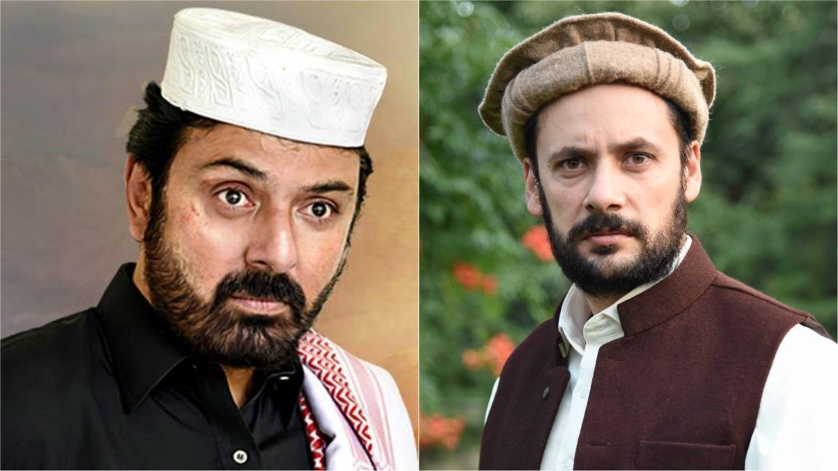 Pictured (from L-R): Nauman Ijaz and Tipu Sharif