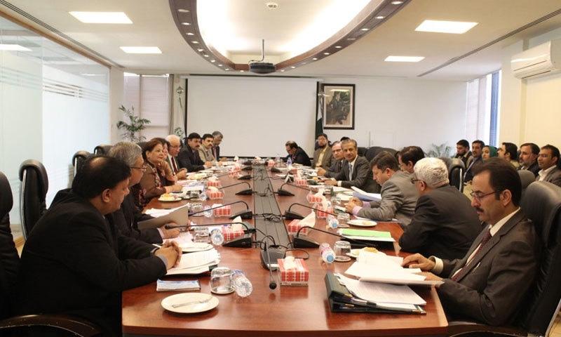 پیمرا کا 121 واں اجلاس چیئرمین ابصارعالم کی صدارت میں ہوا:فوٹو پیمرا ٹویٹر