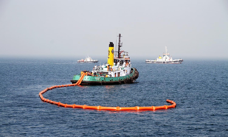 Supply Tanker for Pakistani Navy 11
