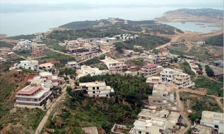 Mirpur azad kashmir houses pictures