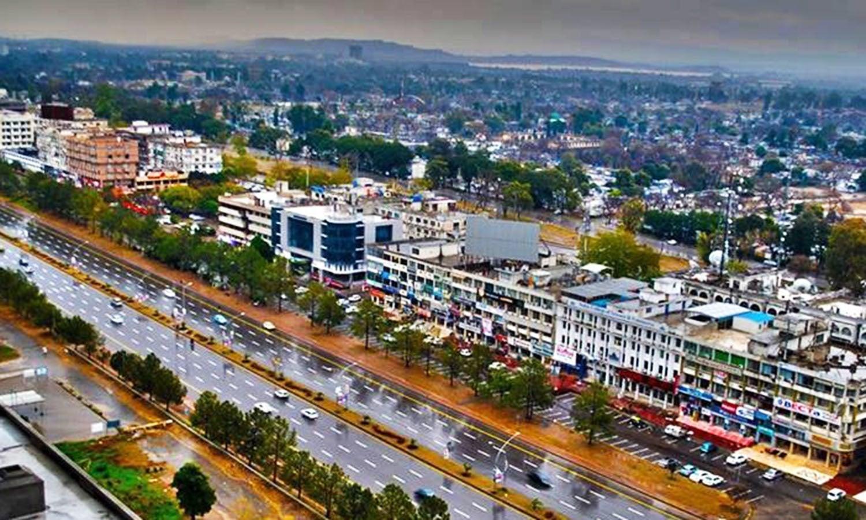 islamabad the capital city