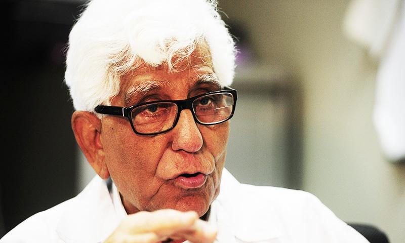 Pakistani doctor Adib Rizvi transplants hope to millions for free