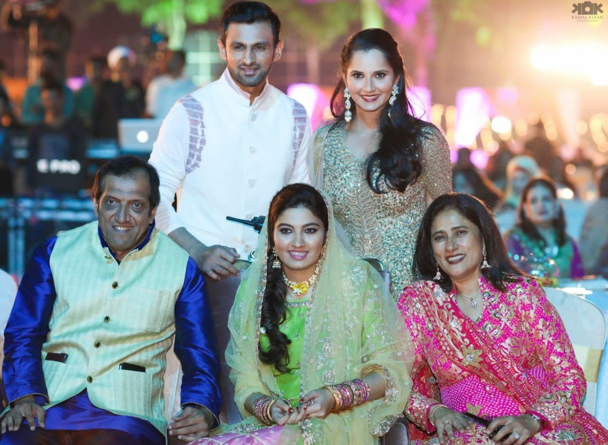 What went down at Sania Mirza's sister's Bolly-style sangeet ~ World