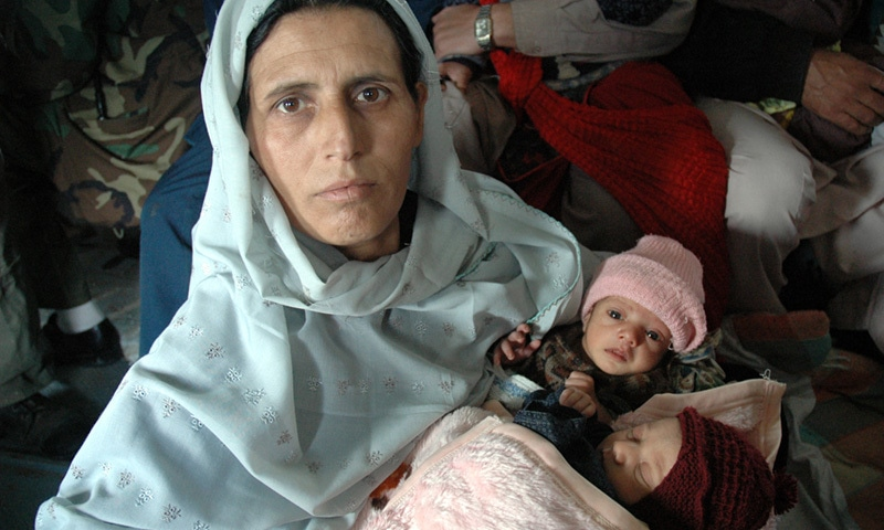 Malnutrition and stunting in Pakistan