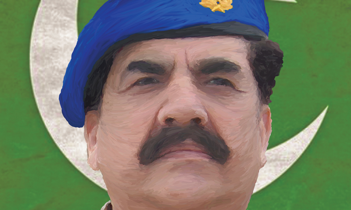 Raheel Sharif: The chief who could be king