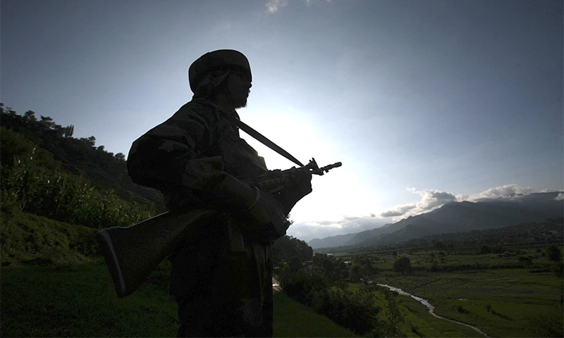 Indian army claims three of its soldiers killed near LoC
