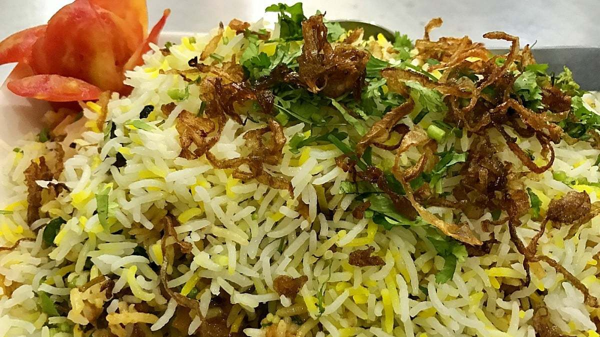 Weekend Grub: The biryani at the new House of Bombay tastes just like home — for a reason