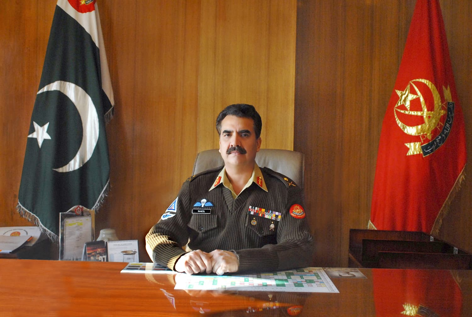 Raheel Sharif was appointed 15th Chief of Army Staff on Nov 28, 2013.