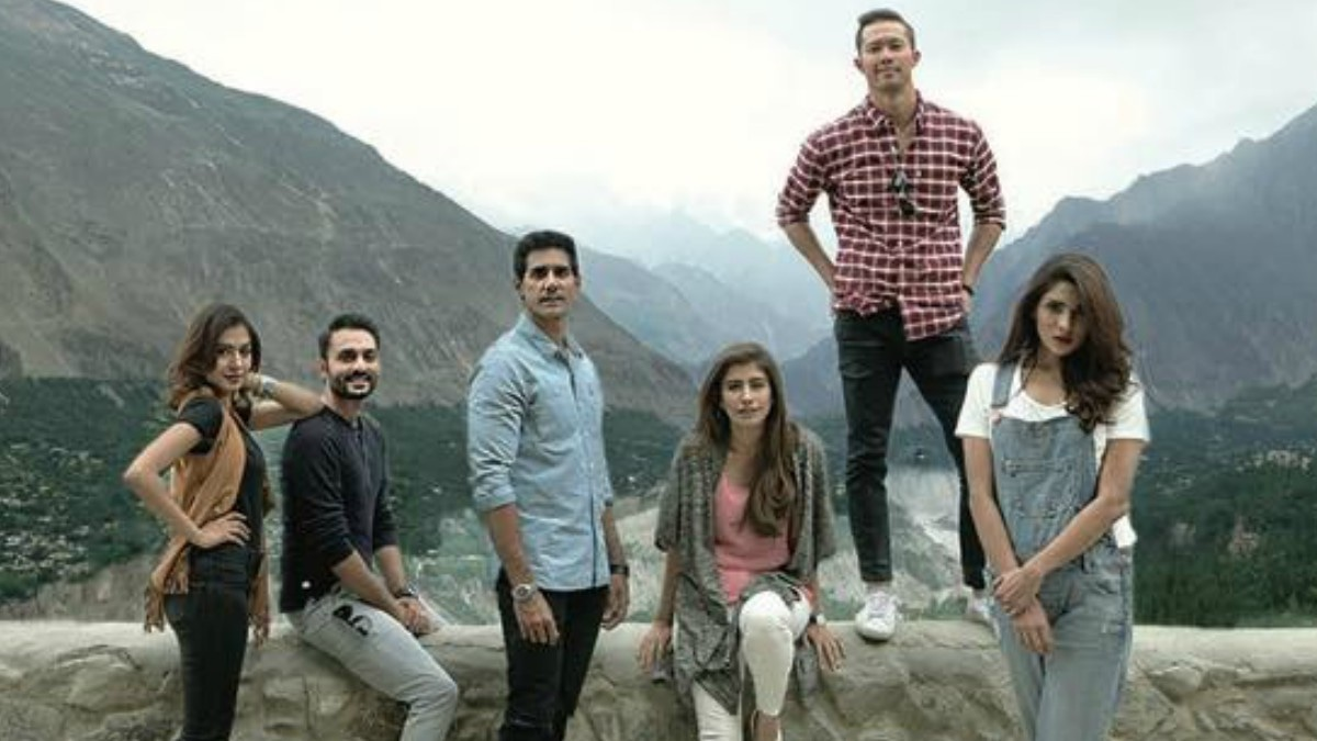 Chalay Thay Saath's teaser takes you on a journey around Pakistan