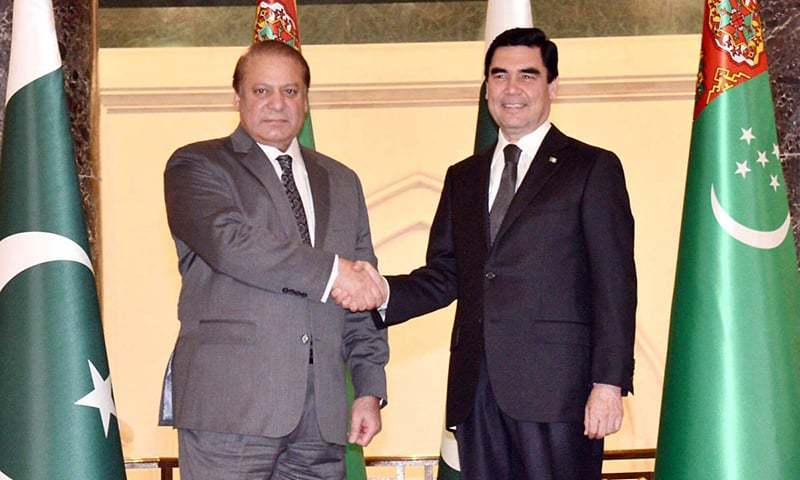 Pakistan joins Ashgabat Agreement, Lapis Lazuli Corridor