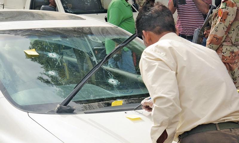Ahmadi man gunned down in suspected sectarian attack in Karachi