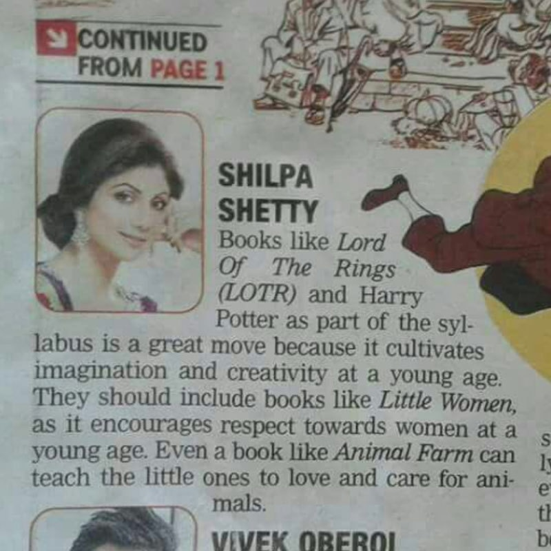 Shilpa Shetty Trolled: PR executive fired because of actress' boo-boo