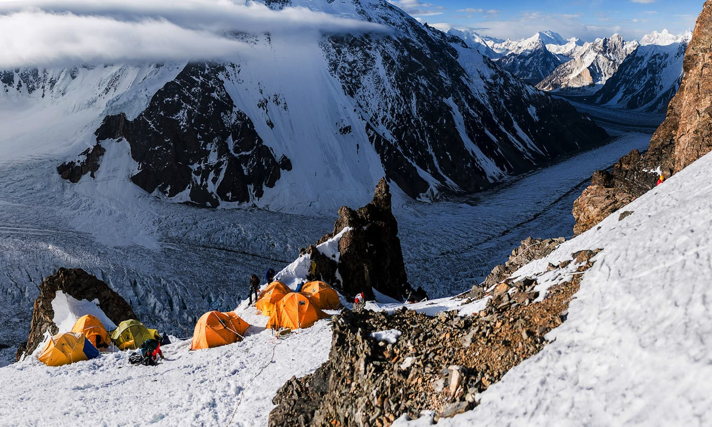 Hidden away in the mountains. — Photo by Petr Jan Juračka