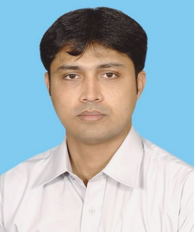Sufyan Yousuf, an MNA from Karachi's Liaquatabad locality, is currently out of the country.