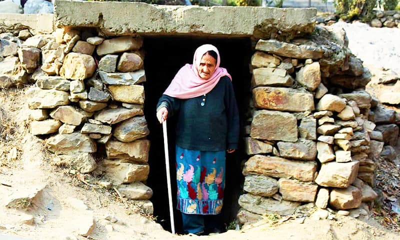'We nearly die when we hear the guns': Families near LoC rush to build bunkers as fears grow
