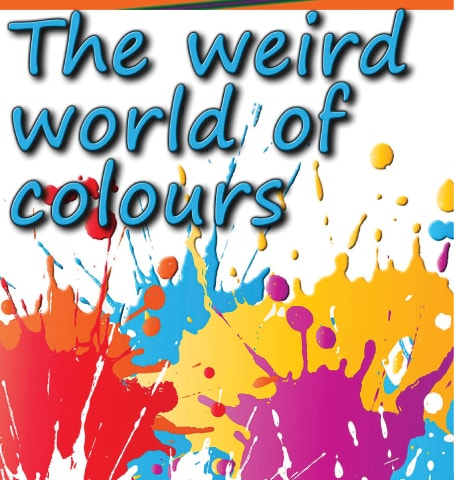 Cover story: The weird world of colours